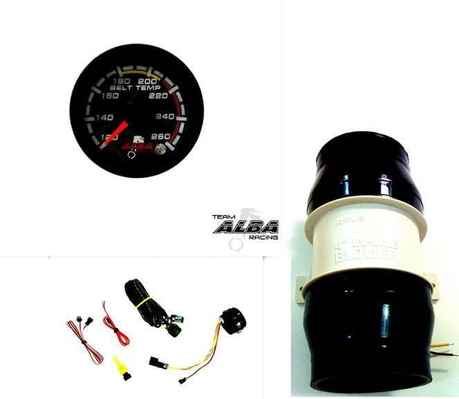 Alba Complete Belt Saving Kit RZR 1000 | Alba Racing