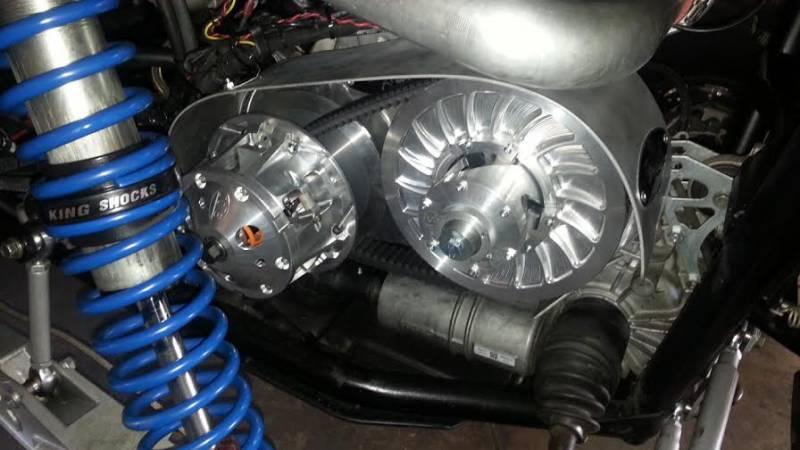 STM big belt clutch kit