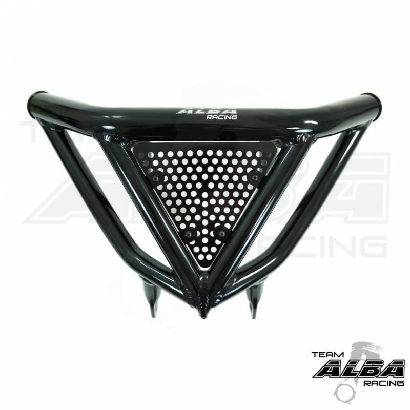 Intimidator Utv Reviews >> Honda TRX 400EX Intimidator Front Bumper (Black or Silver)