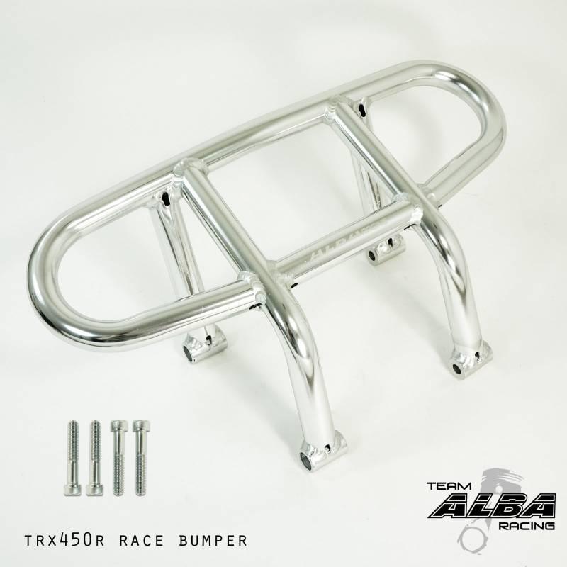 Honda TRX450R TRX 450R TRX 400EX TRX400  Front Bumper   Alba Racing    218 R1 S
