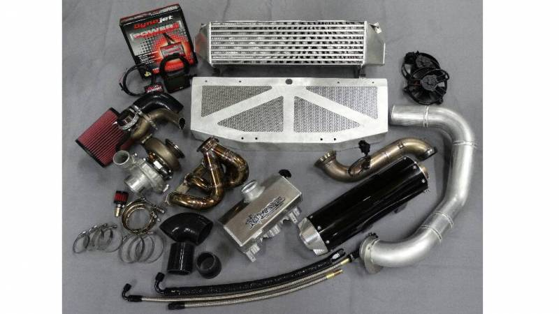 Yxz1000r k t turbo kit 200hp sold by alba raxing for Yamaha yxz1000r turbo