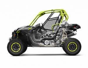 Can Am - Maverick XDS turbo