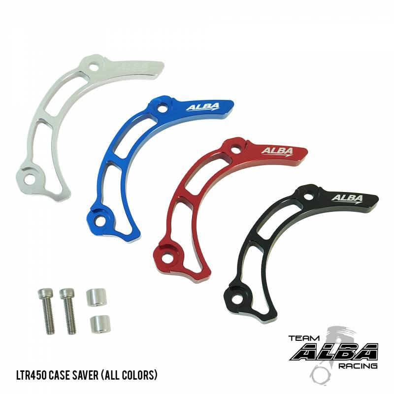 Suzuki LTR 450 Case Saver (Black,Silver,Blue and Red) | Alba