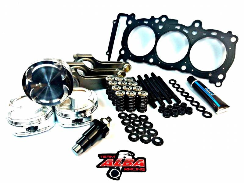 Alba Racing Stage 4 YXZ1000 Boosted Engine Package