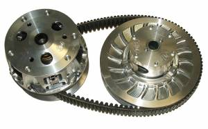 RZR XP 900 2011-2014 - Clutch and belt