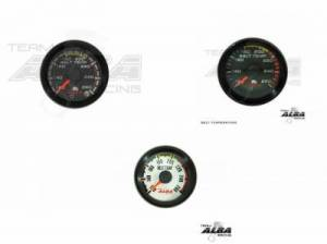 RZR TURBO - Gauges