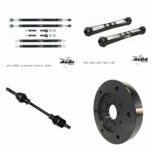 RZR800/RZR-S/RZR-4 - Suspension/Drive