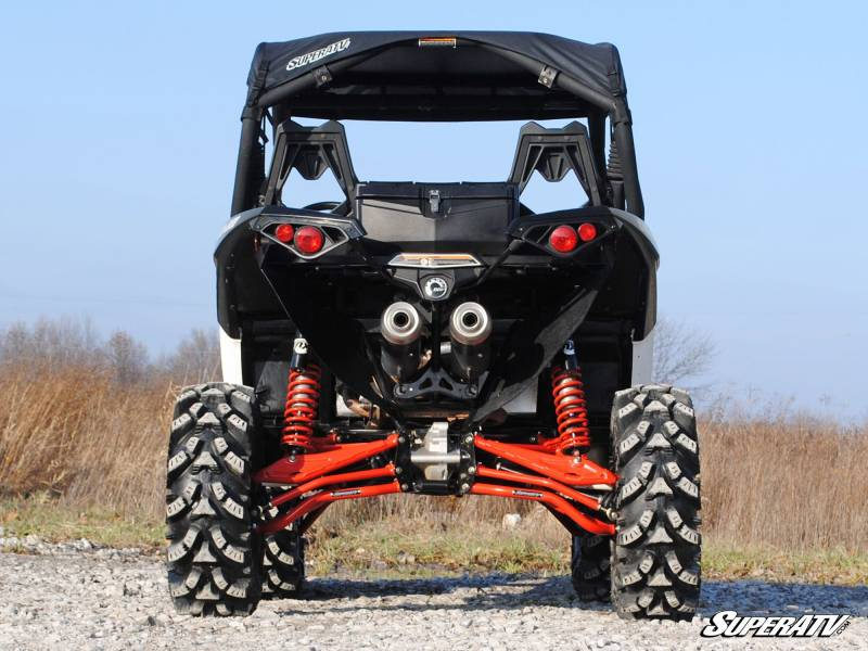 """Easy to Install 2014+ SuperATV 3/"""" Lift Kit for Can-Am Maverick"""
