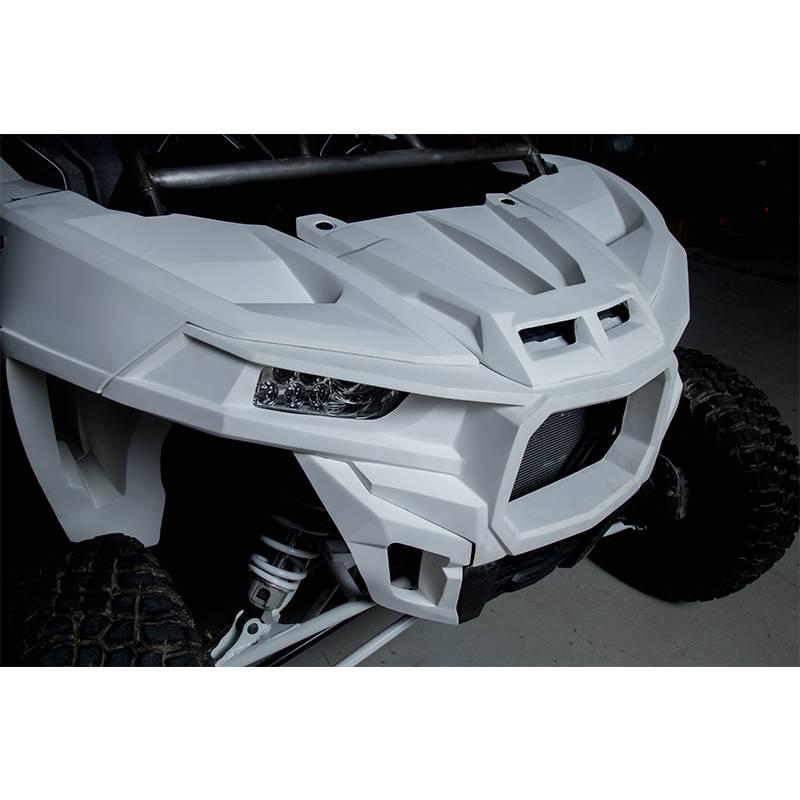 Rzr Xp1000 Amp Turbo 4 Seat Gen 2 4 Fiber Glass Body Kit