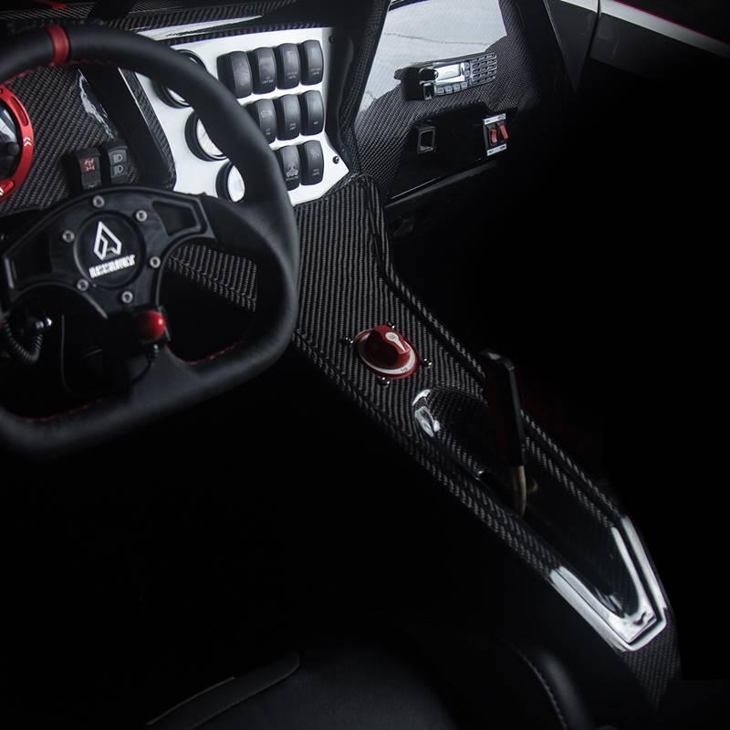Rzr 1000 Dimensions >> RZR XP1000 & RZR Turbo Glazzkraft Carbon Fiber Center Console | Alba Racing
