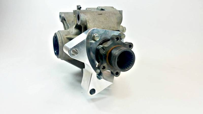 YXZ1000R/SS Billet Diff Cover Bearing Support