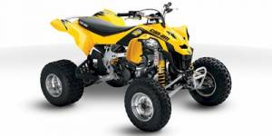 Bombardier and Can-Am - DS450