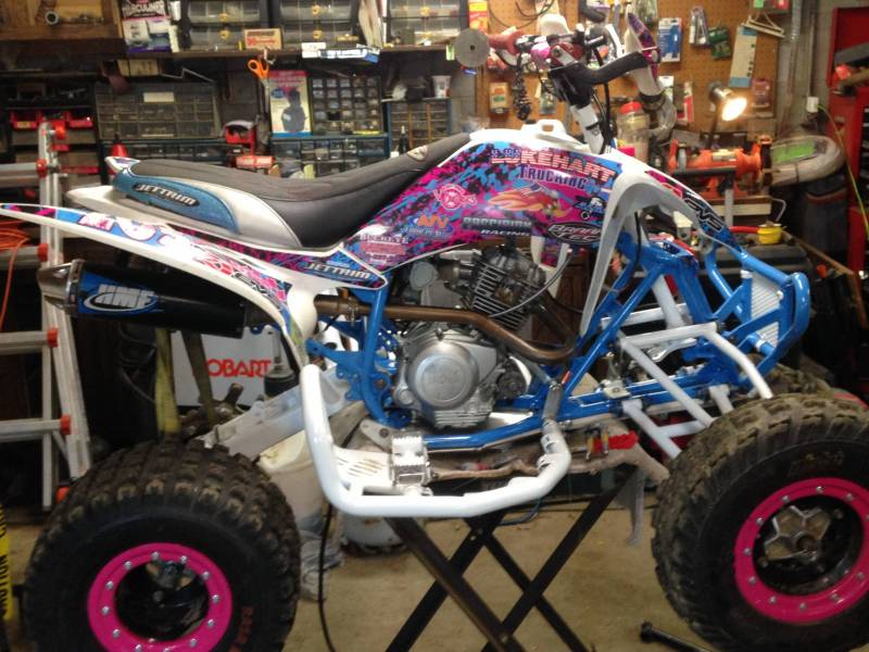 Honda 4 Wheeler For Sale >> ALBA Bead-Lock Wheels