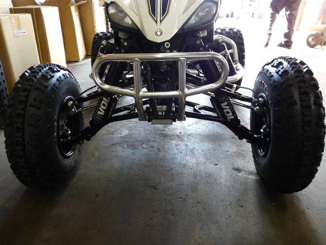 Alba Racing Long Travel A-Arms for YFZ 450