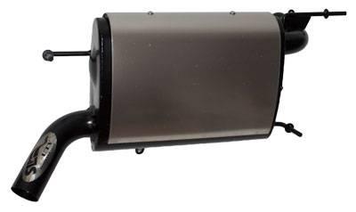 SLP RZR 570 exhaust