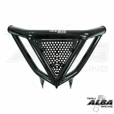 Alba Racing KFX450r Black Intimidator Bumper