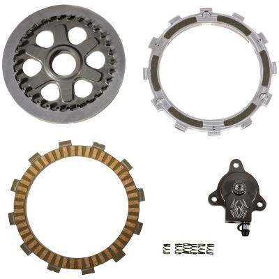Alba Racing Yamaha YXZ1000r / YXZ1000ss Rekluse Clutch with ALBA HD Clutch Plates