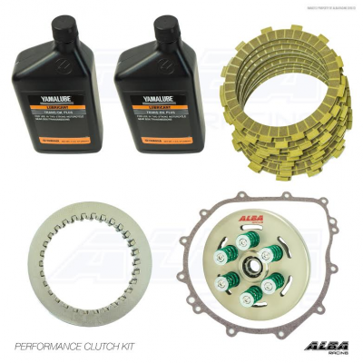 Alba Racing YXZ1000r / YXZ1000ss Clutch Kit
