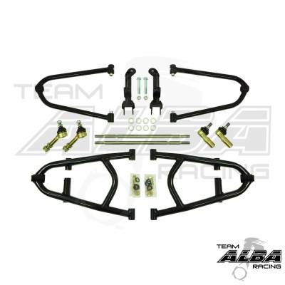 Alba Racing Long Travel TRX450 A-arms