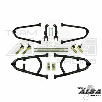 Alba Racing Long Travel TRX450 A-arms