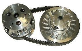 STM Oversize clutch kit for turbo (oversize belt)