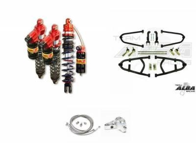 ATV suspension package