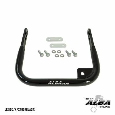 Suzuki - DVX 400 Grab Bar Bumper - up to 2008 (Black, Silver, Blue, Red or Green)