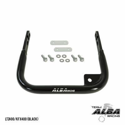 Alba Racing LTZ400 Grab Bar Black