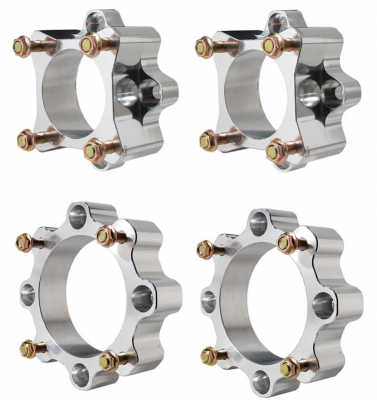 Yamaha Raptor 125/250 Wheel Spacers (Choose size) - Image 1