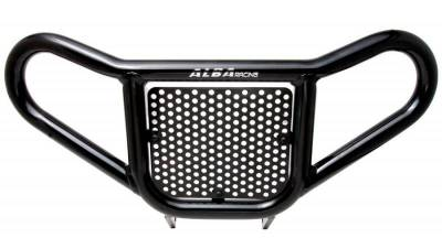 Alba Racing KFX700 Bumper Black