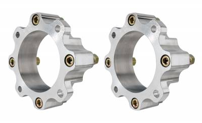 KFX700 wheel spacers