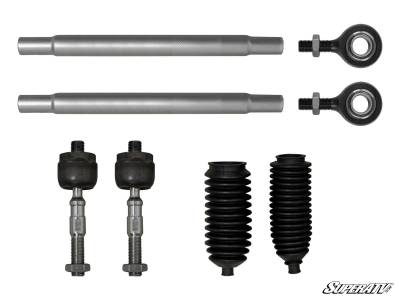 SuperATV Polaris RZR 900s / 1000s Heavy Duty Tie Rods - Image 1