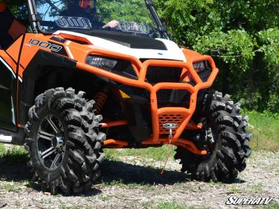 Polaris General Front Bumper Brush Guard