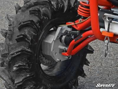 CanAm Maverick Portal Drive Gear Reduction