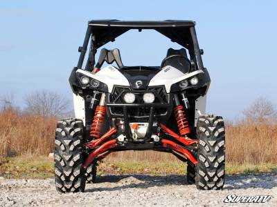 "CanAm Maverick 3"" Lift Kit Red"