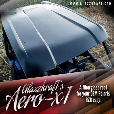 RZR XP1000 & RZR Turbo GlazzKraft Roof