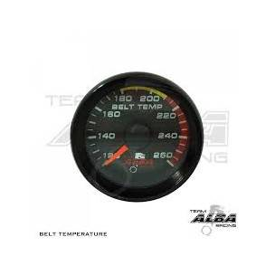 Alba Racing Belt Temp Gauge