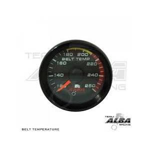 Alba Racing Belt Temp Gauge