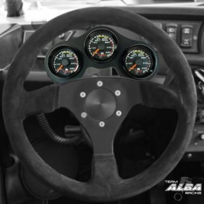 Alba Racing Triple Gauge Pod & Mount