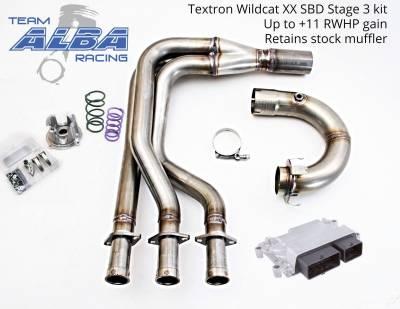 Alba Textron XX stage 3 kit