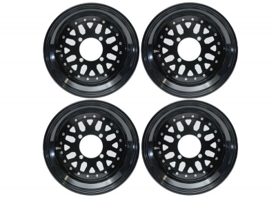"""Crusher Lite"" Billet Light Weight Wheels - Image 1"