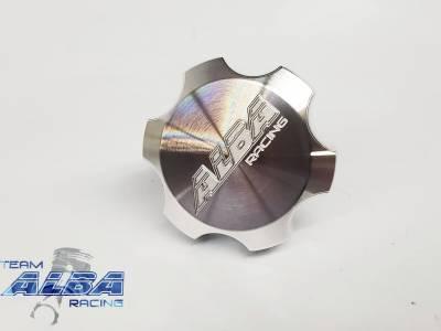 Alba Racing Billet RZR 900/1000/XP-T Oil Cap - Image 1