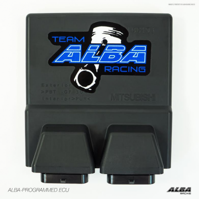 Alba Racing Yamaha Rmax ONLY FAN