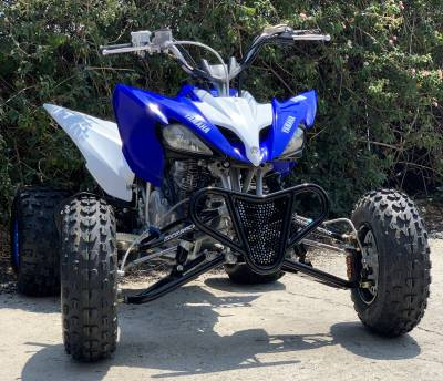 Extended +3 +1  A-arms Raptor 125 250