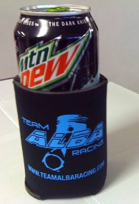 Alba Racing Drink Koozie