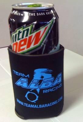 Alba Racing Drink Koozie - Image 1