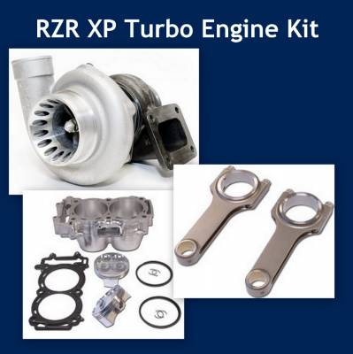 RZR XP 900 Turbo Engine Kit