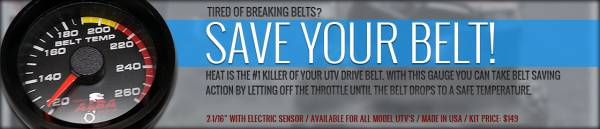 save your belt