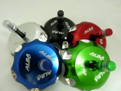 Billet Gas Cap