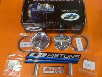 CP piston kits non turbo RZR 800
